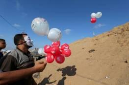 على وقع التهديدات.. البالونات المفخخة تتساقط على الغلاف