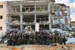 """بالصور: جيش الاحتلال يجري مناورة """"ضخمة"""" تحاكي هجوما بصواريخ دقيقة"""