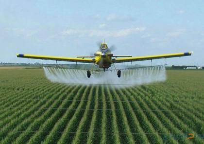 زراعة غزة ترفض الادعاءات الإسرائيلية بخصوص عملية رش المبيدات شرق القطاع
