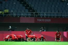 مفاجآت مدوية في بطولة القدم بأولمبياد طوكيو