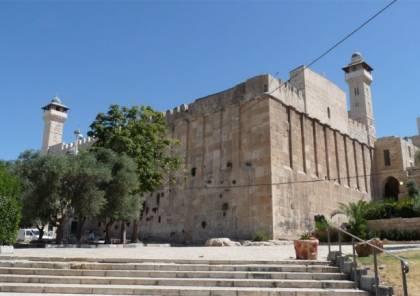 خطة لزيادة عدد المصلين في المسجد الإبراهيمي