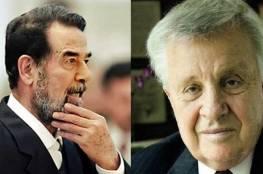 وفاة أشهر محلل لشخصية صدام حسين