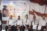 """دمشق: """"الجهاد الإسلامي"""" تحيي ذكرى المولد النبوي داخل مخيم اليرموك للاجئين الفلسطينيين"""