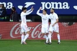 شكوك حول إقامة لقاء ريال مدريد ضد أوساسونا في الدوري