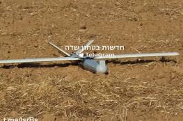 شاهد: الجيش الاسرائيلي يزعم اعتراض طائرة مُسيرة من قطاع غزة