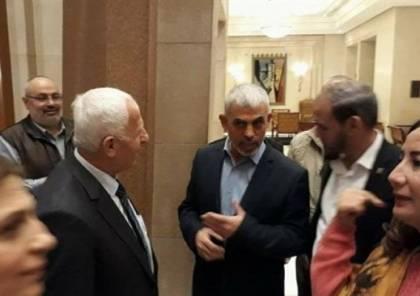 وفود الفصائل لحوارات المصالحة بالقاهرة تصل قطاع غزة