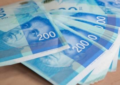 اسعار العملات مقابل الشيكل