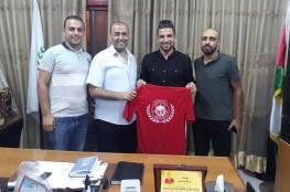 أهلي غزة يجدد عقود لاعبَيْن