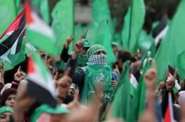 """""""حماس"""" تعلق على إلقاء الغانم """"صفقة القرن"""" بسلة المهملات.."""