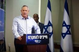 غانتس: نموذج أمني واحد نجح في مواجهة المقاومة بغزة وبه يستعاد الردع