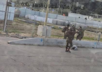 فيديو و صور : استشهاد شاب برصاص الاحتلال قرب غوش عتصيون بزعم عملية طعن