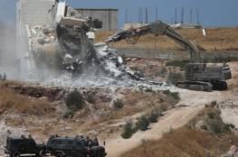 تقرير: الاحتلال استهدف 265 منزلاً ومنشأة بالهدم والإخلاء الشهر الماضي