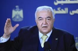 الوزير أبو شهلا: هناك حملة غير عادلة تستهدفني شخصياً ولم اتفوه بكلمة ضد المقاومة