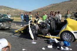 مصرع 6 أشخاص وإصابة 617 آخرين بحوادث سير الشهر المنصرم