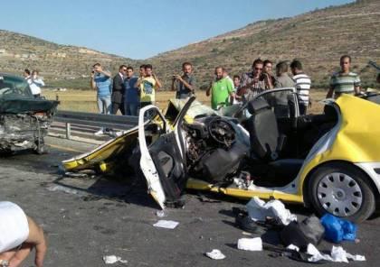 مصرع 3 أشخاص وإصابة 244 في 306 حوادث سير خلال اسبوع