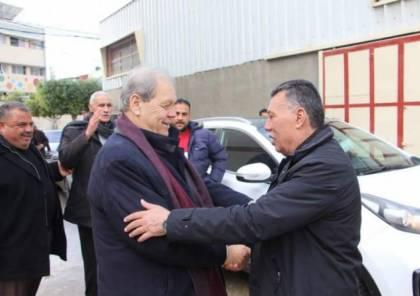 وصول وفد فتحاوي رفيع إلى قطاع غزة ضمن جهود التحضير للانتخابات