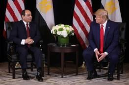 واشنطن تلتفت إلى ليبيا: مباحثات هاتفية بين السيسي وترامب