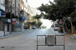الشرطة تنفي ما يتم تداوله بشأن رفع منع التجول في جنوب قطاع غزة