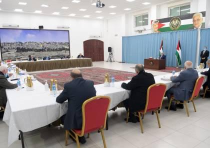 """""""تنفيذية المنظمة"""" تكشف تفاصيل اجتماعها برئاسة الرئيس بشأن الانتخابات الفلسطينية.."""