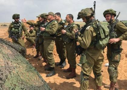 جيش الاحتلال يوضح حقيقة تصريحات قائد فرقة غزة بشأن القطاع!
