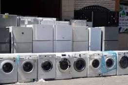 الاقتصاد بغزة تسمح بإدخال الأجهزة الكهربائية المستخدمة وفق الاجراءات الوقائية