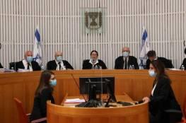 العليا الاسرائيلية: منع مخصصات عن ذوي أسير قاصر ليس دستوريا