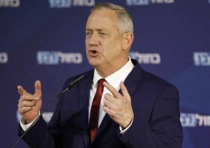 غانتس: قرار الجنائية الدولية فتح تحقيق مع إسرائيل يُصعّب العلاقات مع الفلسطينيين