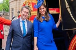 حوتوفلي تقدم أوراق اعتمادها للملكة إليزابيث كسفيرة لدى لندن