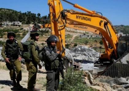 الاحتلال يهدم قرية العراقيب للمرة 138