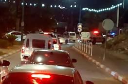 4 إصابات في جريمة اطلاق نار برهط
