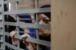 ثلاث أسيرات يضربن عن الطعام إسنادا للأسرى في معركتهم ضد السجان
