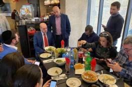 """مطعم ببيت لحم يلغي حجز للقاء مع إسرائيليين و""""يوضح السبب""""!!"""