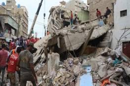 مصرع عشرة أشخاص جراء انهيار مبنى سكني في مدينة كراتشي الباكستانية
