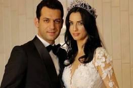صورة| مراد يلدريم وزوجته يشعلان الإنترنت برومانسية بالغة!