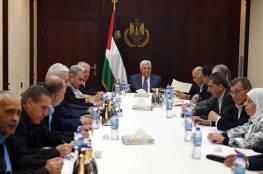 الرئيس يترأس ثلاث اجتماعات للقيادة و الحمد الله الى غزة خلال ايام