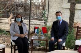 """وزيرة الصحة تبحث مع الصين حجز جرعات من لقاح """"كورونا"""""""