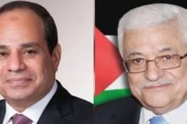 الرئيس يهنئ نظيره المصري بحلول عيد الأضحى المبارك