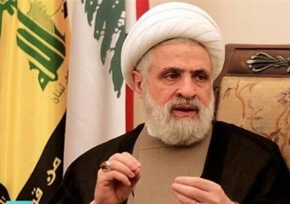حزب الله: مخازن أسلحتنا ممتلئة وسنرد على أي هجوم إسرائيلي على لبنان