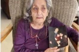 وفاة والدة الأسير سامر العربيد