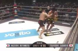 بعد مصرع بطل العالم بالـ MMA.. شقيقه ينتقم من القاتل ...فيديو