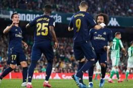 ريال مدريد يقلب تأخره لفوزٍ مُثير على فالنسيا في الليغا (شاهد)