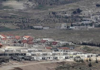خطة لتوطين نصف مليون إسرائيلي جديد في الضفة