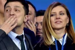 سيدة أوكرانيا الأولى تصاب بفيروس كورونا
