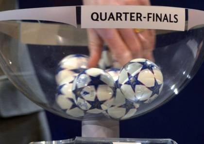 نتائج قرعة دوري ابطال أوروبا 2016-2017 (دور الثمانية)