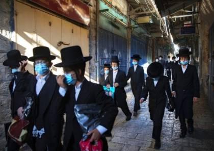 الصحة الإسرائيلية : 17 حالة وفاة و2984 إصابة جديدة بكورونا
