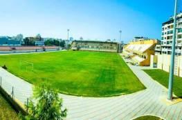 هنية: ملعب فلسطين جاهز للموسم القادم