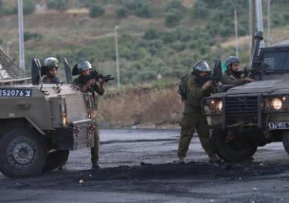 طولكرم: الاحتلال يقمع مسيرة منددة بالعدوان الإسرائيلي على القدس وغزة