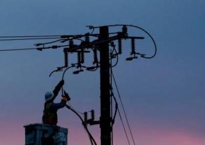 كهرباء غزة تنوه بشأن فصل أحد خطوط مدينة رفح جنوب القطاع