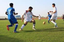 فلسطين يهزم الوفاق استعدادا لدوري الثانية