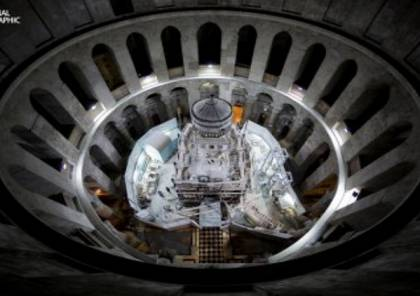 """فيديو.. ماذ وجد الباحثون عندما فتحوا ما يعرف بـ""""قبر السيد المسيح """"؟؟؟"""